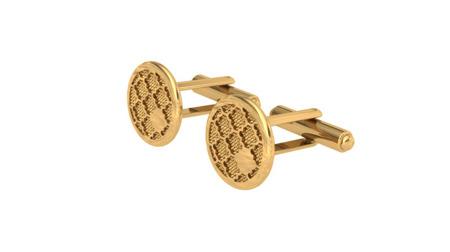 Cufflinks Business Gold