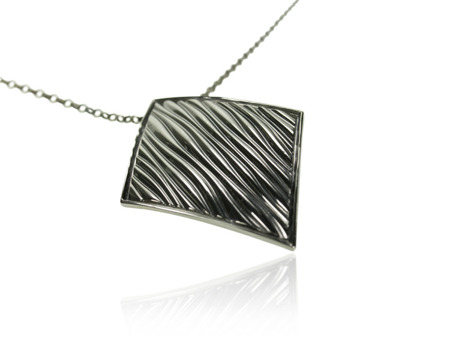 Necklace Baltic Black