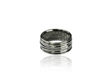 Ring Baltic Black