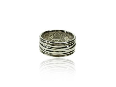 Ring Baltic White