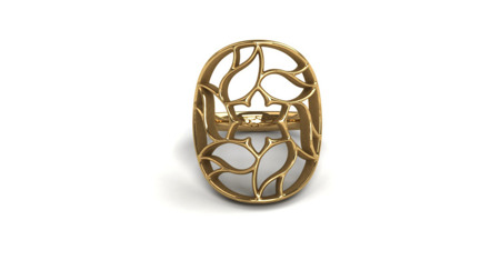 Ring Milano Gold