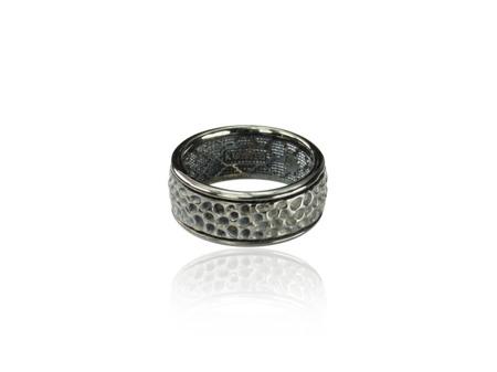 Ring Vesuvio Black