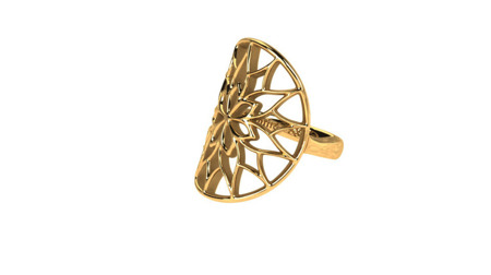 Ring Yorkshire Gold