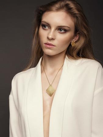 Halskette Baltic Schwarz