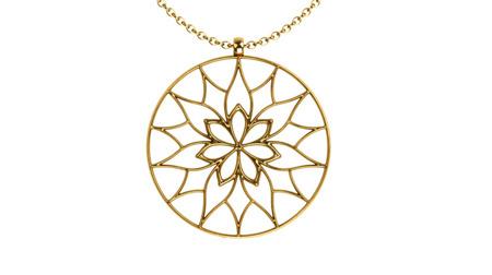 Halskette Yorkshire Golden