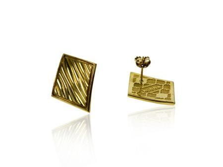 Ohrringe Baltic Golden