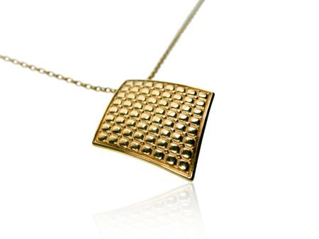 Naszyjnik pozłacany Chesterfield Gold